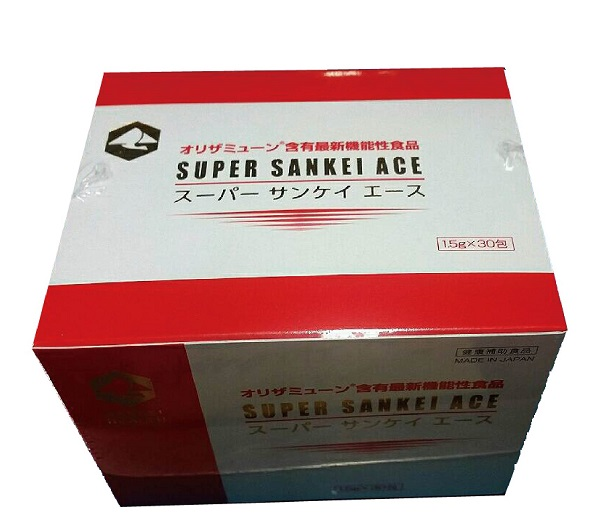 SUPER SANKEI ACE金牌米蕈LP